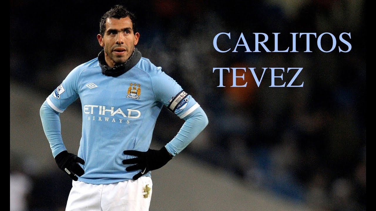 Carlos Tevez Goals & Skills 2009 to 2012 Manchester City ○ HD