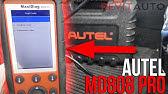 Updating using Autel Maxi PC Suite - YouTube