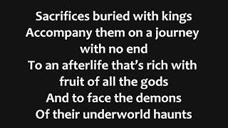 Iron Maiden - The Book of Souls Lyrics