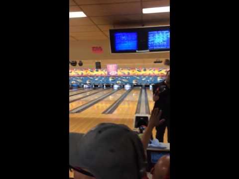 Bowling 300 ! Number 5! Hudson Lanes NJ