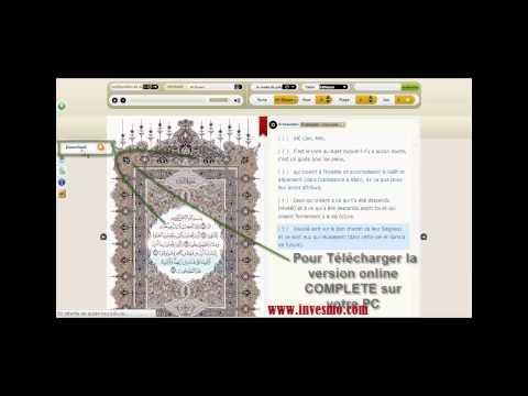 Télécharger le Coran sur votre PC + Les sens des mots (Gratuitement)