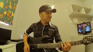 Yêu em cả trong giấc mơ Remix - Guitar cover by Khanh Nguyen