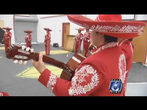 Local high school mariachi group hopes to set world record