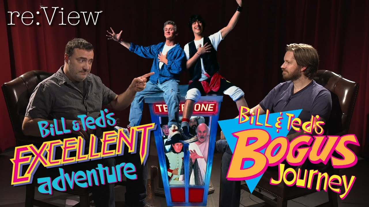 Download Bill and Ted's Excellent Adventure & Bogus Journey - re:View