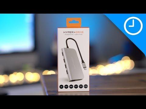 HyperDrive Power 9-in-1 USB-C Hub Hands-on [Sponsored]