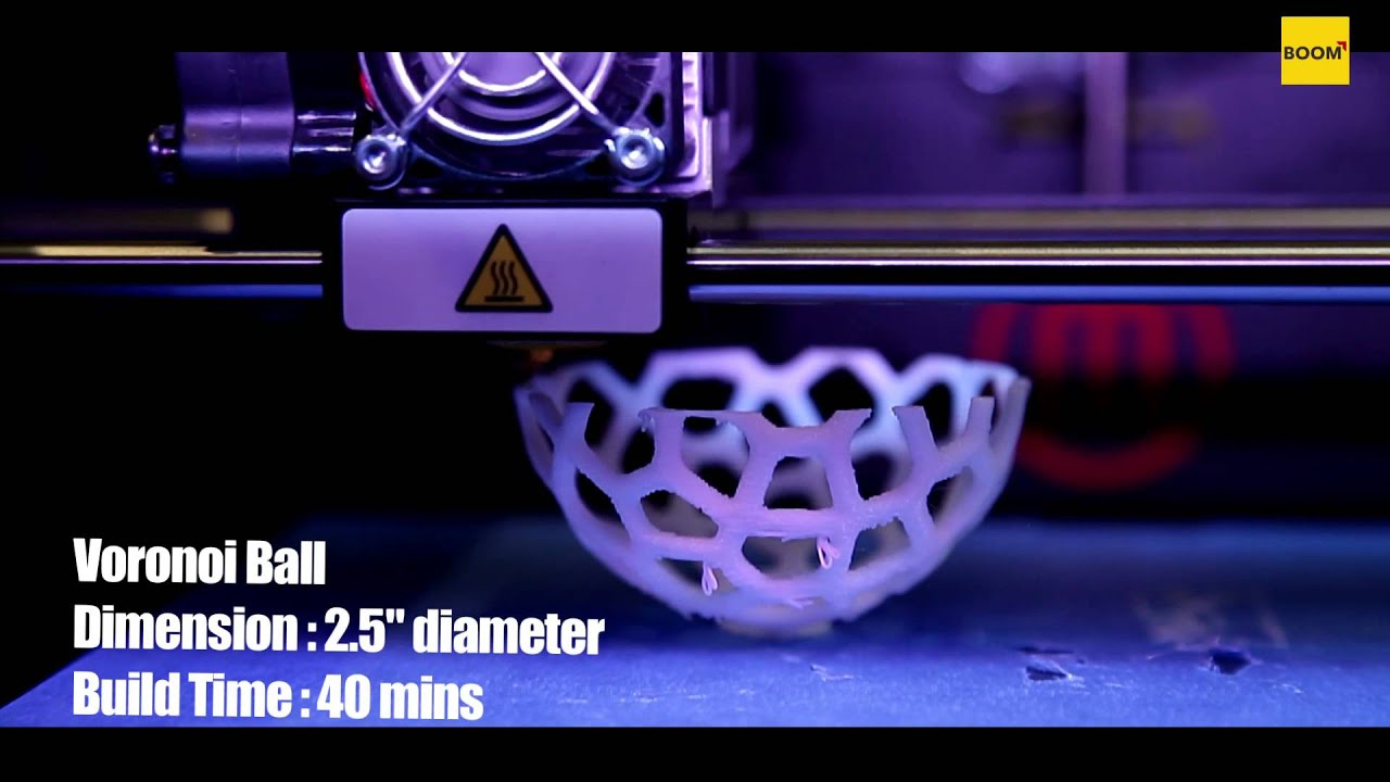 3D Printing In Action | Watch How A 3D Printer Works || Boom Live
