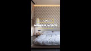 Top 5 Dizajn principov