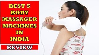 Best 5 Body Massager - Review [2019] | Electric Body Massager | Get Spa feeling at home