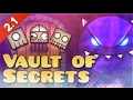 Vault Of Secrets / All Codes / Geometry Dash 2.1