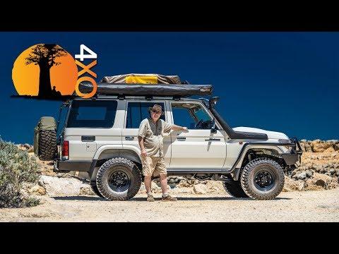 Convert a Wagon into 4x4 Overland Tourer. Toyota Land Cruiser