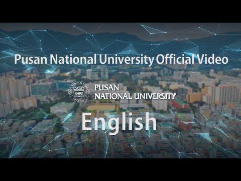 2021 Pusan National University Official Video (ver. English) 4K
