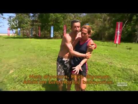 Nagihan Yenilince Çıldırdı | Survivor 2016