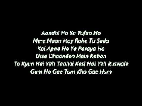 Atif Aslam Bheegi Yaadein's Lyrics full sOng..♫♫
