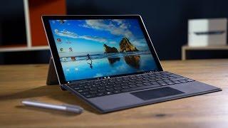 Microsoft Surface Pro 4 im Test (Deutsch) - http://giga.de - Micros...
