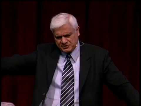 Ravi Zacharias -The Existence of God