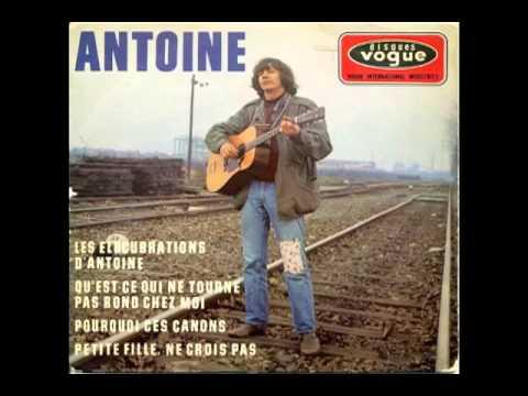 Antoine -[1]- Les élucubrations d'Antoine