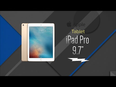 2016 Apple IPad Pro 9.7
