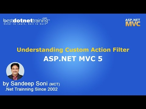 ASP.NET | MVC | Understanding Custom Action Filter