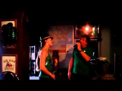 Extreme Karaoke, Tom & Mimi, St. Patrick's Day
