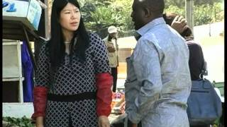 chinese reclassified as black in south africa