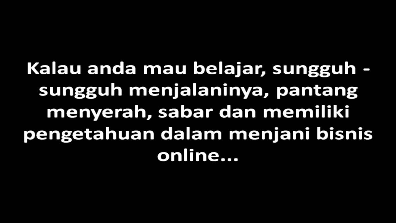 Peluang Usaha Dengan Modal Kecil | bisnis online indonesia ...