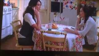 GILMORE GIRLS SEASON 5 - RORY'S MUGSHOT & FAKE TELEPHONE SCENE