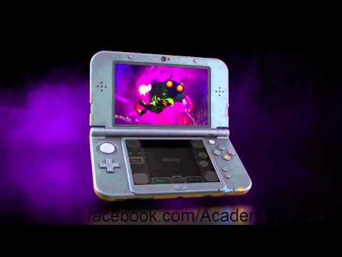 Tu reaccion cuando viste la new nintendo 3DS XL edicion Majoras Mask 3D