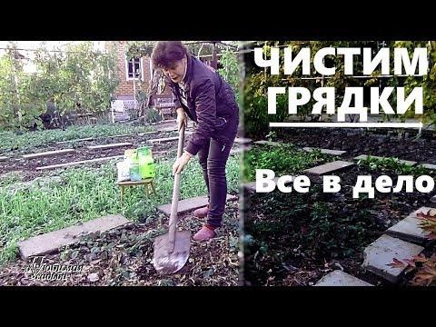 Мой новый метод утилизации растительных остатков  и оздоравливание почвы после сбора урожая