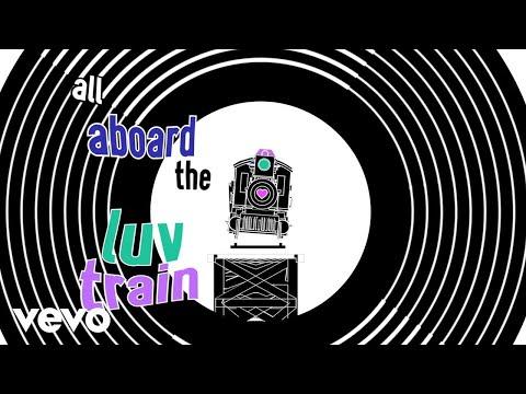 Jadagrace  Luv Train Lyric
