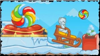 Find The Candy 2 Winter Game Walkthrough (all Levels)