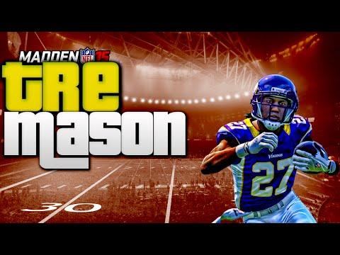Madden NFL 15 Ultimate Team -  ALL-ROOKIE Tre Mason is LIGHTNING FAST!  -  MUT 15