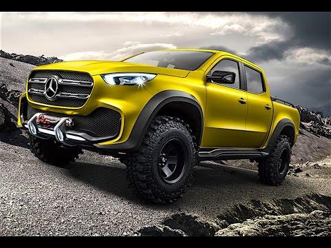 mercedes-pickup-truck-2017-first-commercial-world-premiere-mercedes-x-class-pickup-carjam-tv-hd
