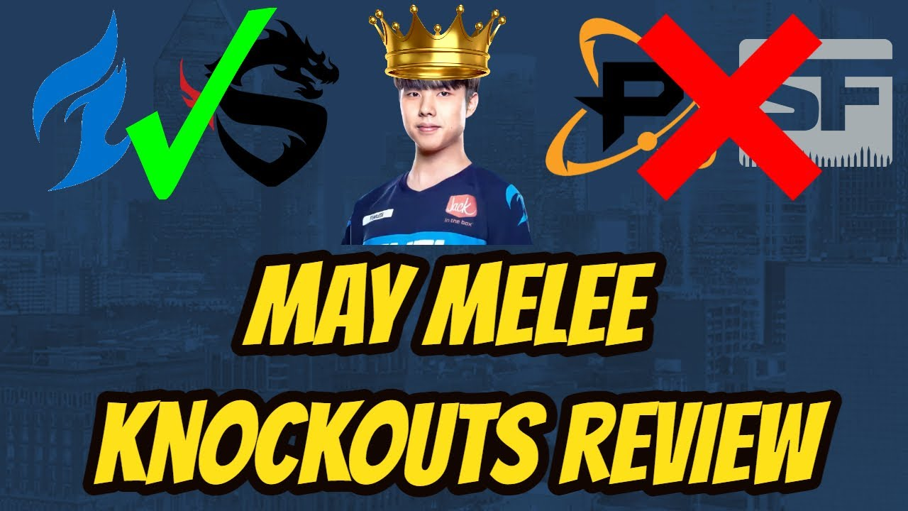 Overwatch League May Melee Knockout Round Review