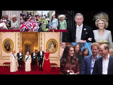 Andrew Bartzis - People of Our World Pt1 - Princess Dianna, British Royal Family, Picts of Scotland