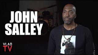 John Salley Respects