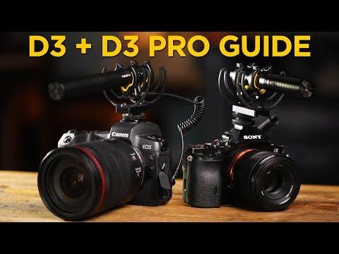 Deity D3 + D3 Pro Starter Guide