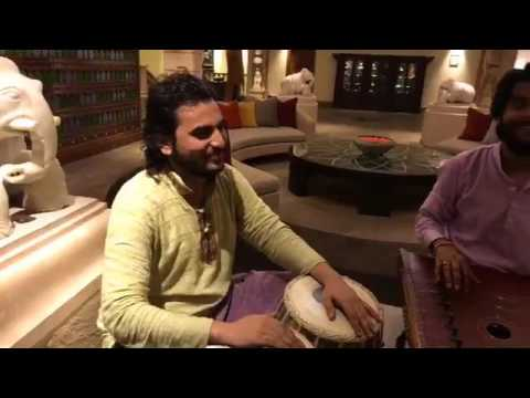 "| JamUp with Indian classical musicians Kawa Shahrukh & Bryan lvor prodrigves ""with Sahnawaz rotan."