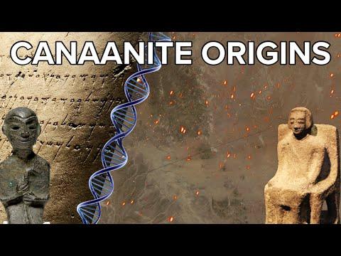 Canaanite Origins   DNA