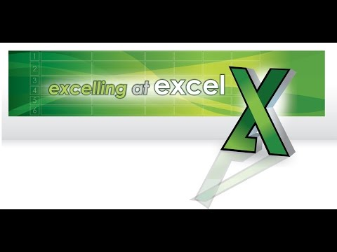 Sneak Peek: Excelling in Excel