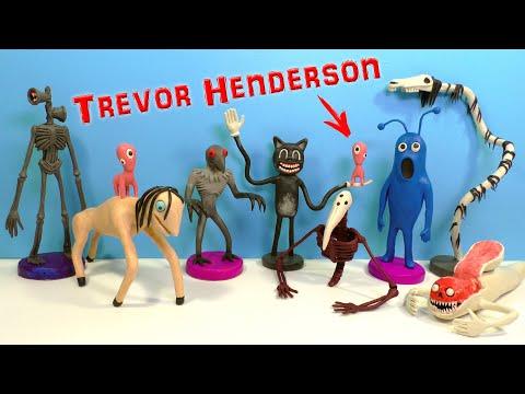 Лепим Творения Тревора Хендерсона из игры Garry's Mod