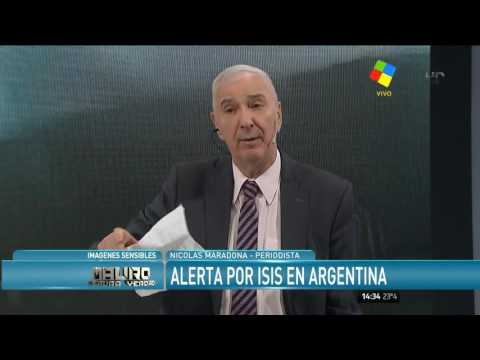 El Gobierno detectó argentinos que se han formado en Isis y hay alerta