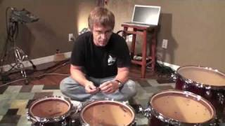 Drum Tuning Tips - Part 1 - Billy Ashbaugh