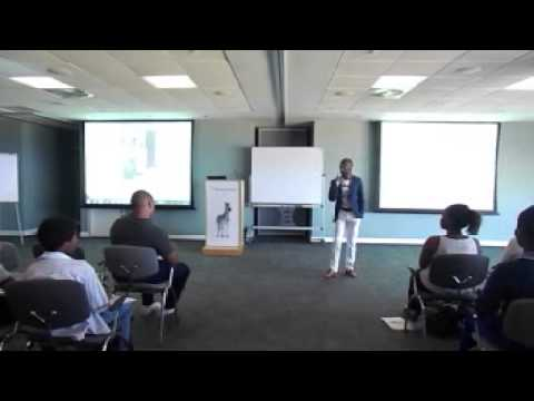 Malibongwe Xaba shares on Creating Your Future