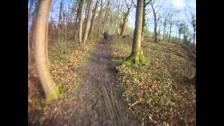 A Ride with Kent Trails from Rough Common...