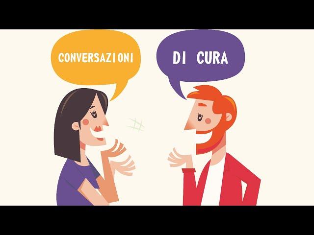 Conversazioni di Cura.  Natascia Ronchetti