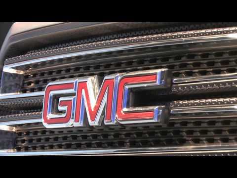 GMC Sierra All Terrain HD Concept Exterior Tour