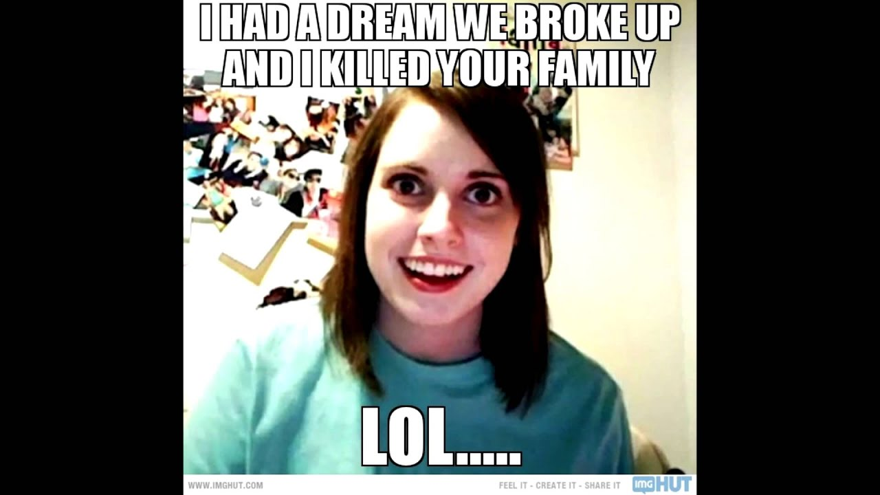 maxresdefault overly attached girlfriend meme youtube
