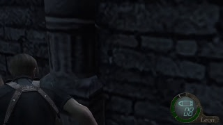 Resident Evil 4 PS4 Chapter 4-4 Normal
