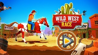 Vahşi Batıda Yarış Oyunu - Wild West Race 2 - Action & Adventure Racing | Bıcır Fun Games