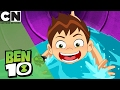 Ben 10 | All Wet | Cartoon Network